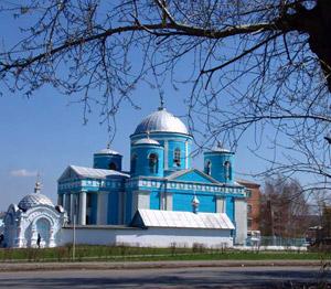 Из крупнейших митрополий русской