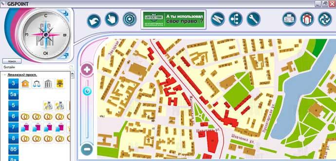 Карта Калининграда С Улицами И Домами Скачать - фото 11
