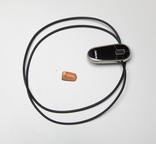 гарнитура к микронаушнику
