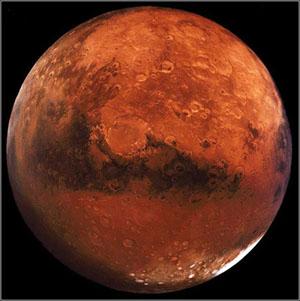 загадка Марса