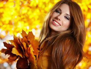 Модные волосы осенью