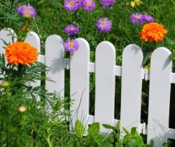 садовая ограда