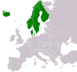 Валюта в странах скандинавии