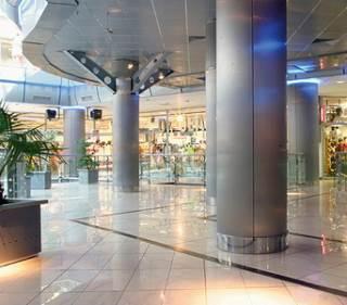 Ремонт торгового центра