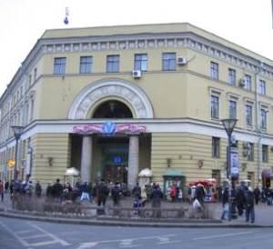 Общежитие в Петербурге