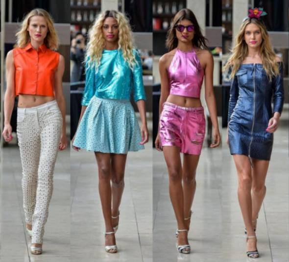 Мода весна лето 2015