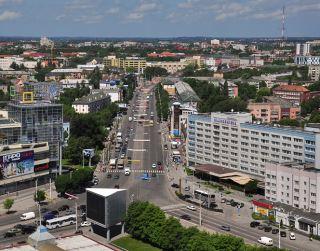 Работа в Калининграде