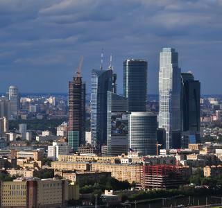 Высотное строительство в российской столице
