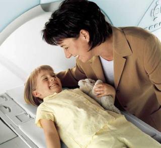 Магнитно-резонансная томография для детей