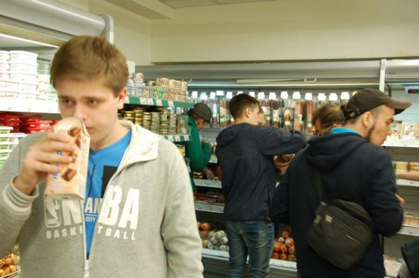 Голод в Киеве