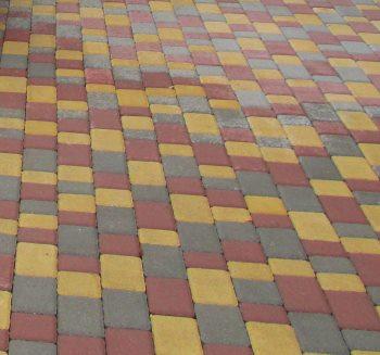 Тротуарная плитка в Калининграде