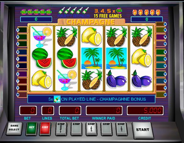 Игровой автомат от Mega Jack