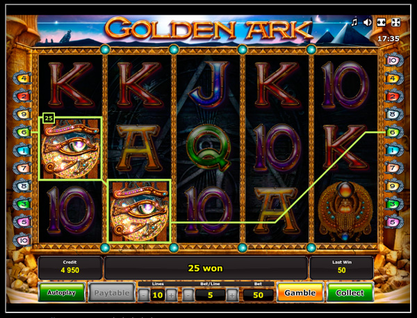 Golder Ark