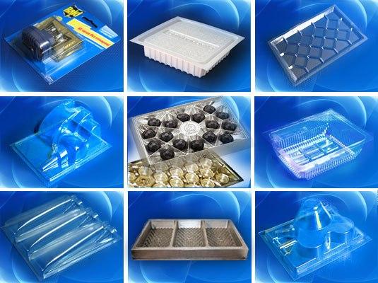 Производство блистерной упаковки