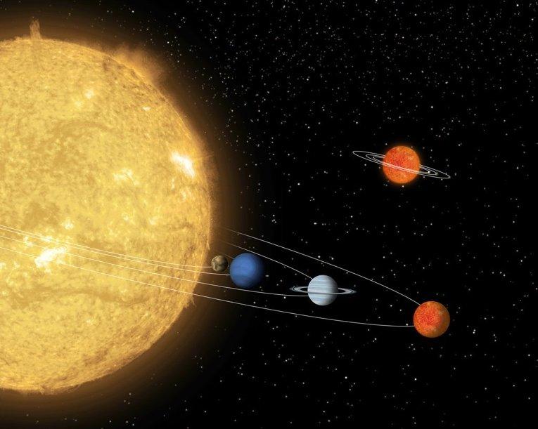 Ученые впервые нашли в атмосфере супер-Земли цианиды