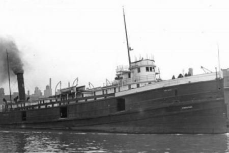 В США нашли корабль-призрак, который исчез 95 лет назад