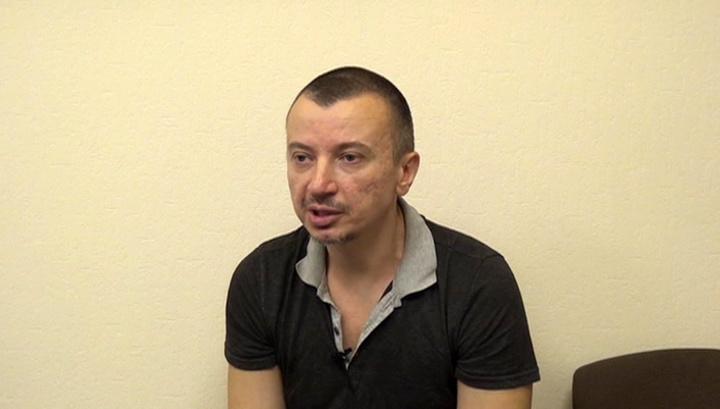 Погорелов признался в убийстве Захарченко и работе на СБУ